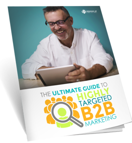 Ultimate Guide to Highly Targeted B2B Marketing - Book Cover