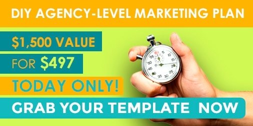 The Template Marketing Agencies Don't Want You to Have: Get It Now