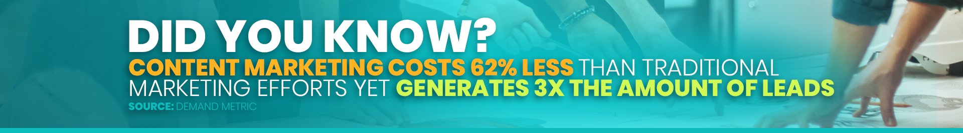 TU - Did you know - Content marketing 62