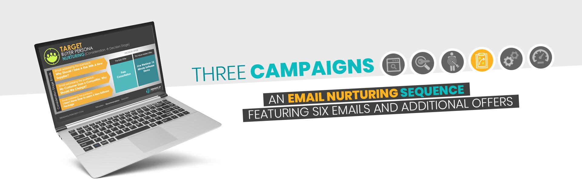 Campaign - Email Nurturing