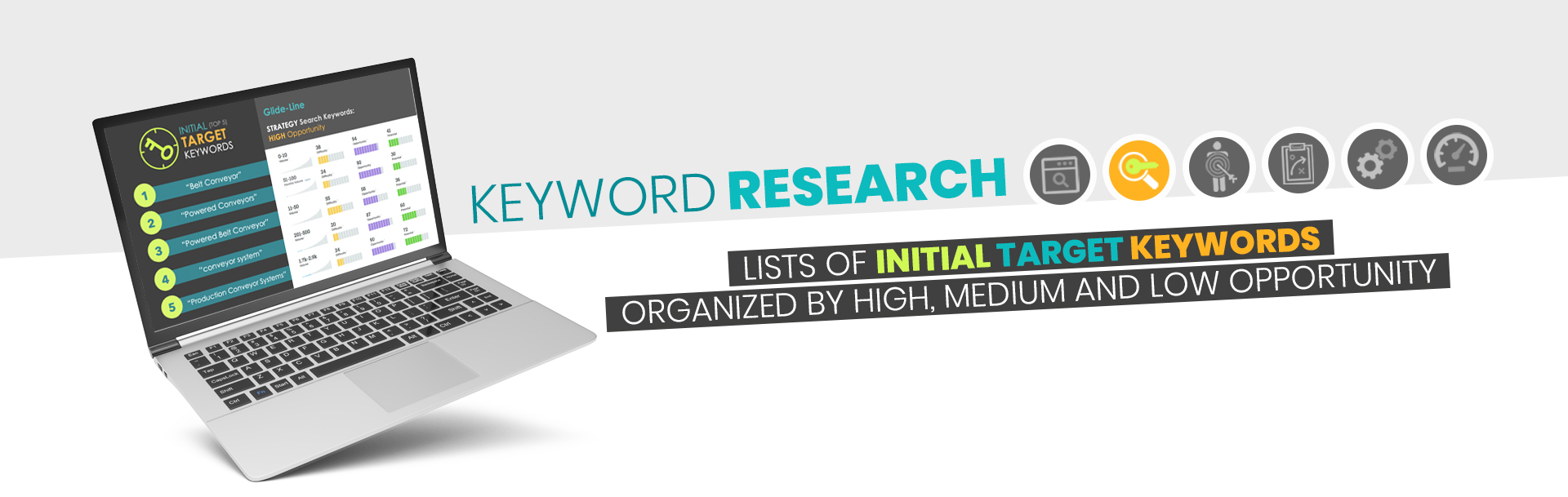 Keywords - Target Keywords