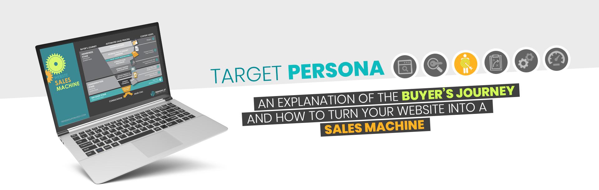 Target Persona - Sales Machine