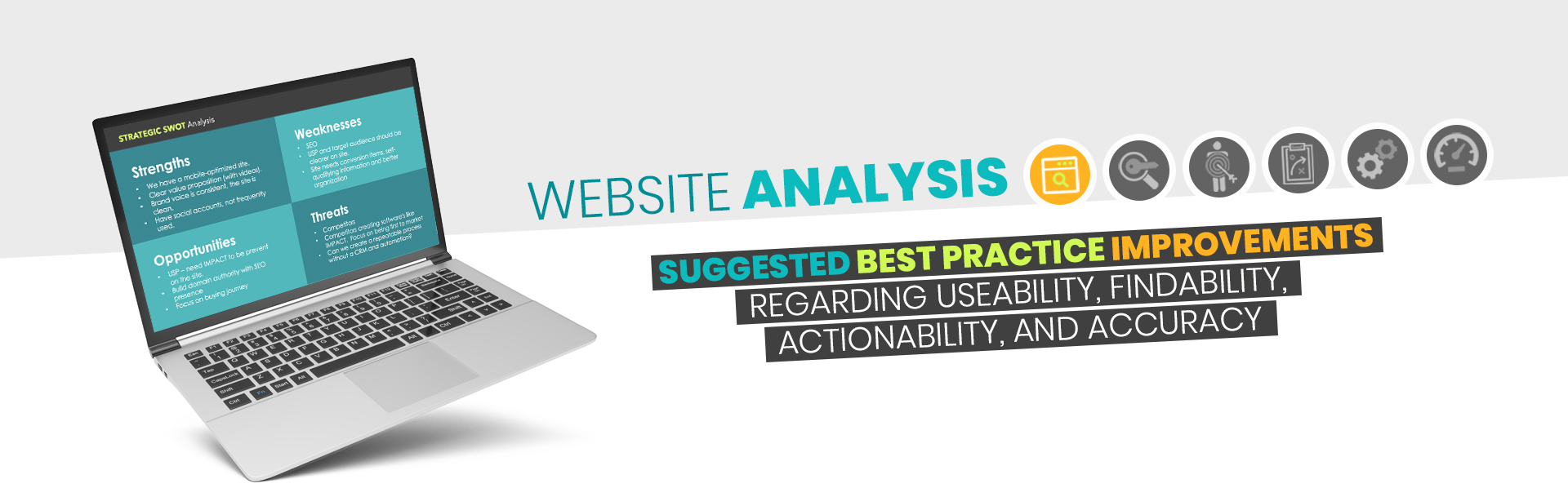 Website Analysis - Best Practices