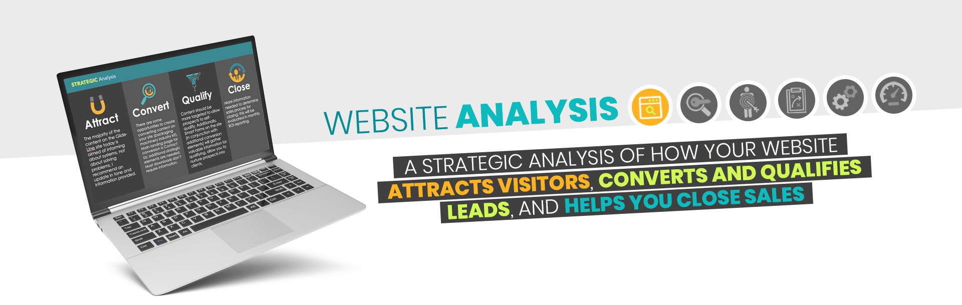 Website Analysis - Strategic Analysis
