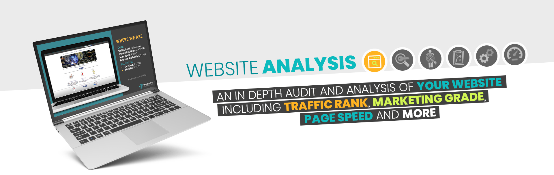 Website Analysis - Website Audit